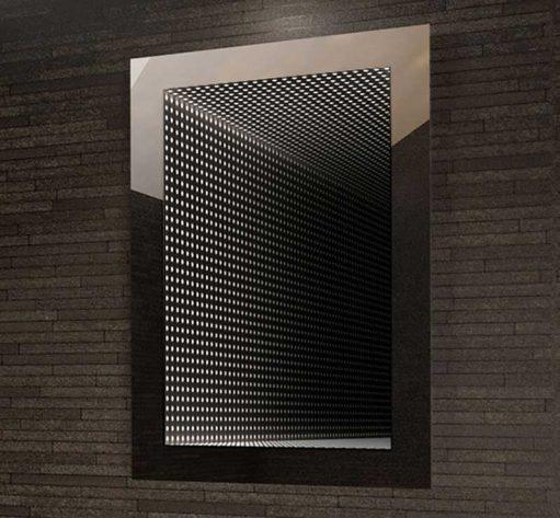 Infinity mirror 60x90 cm